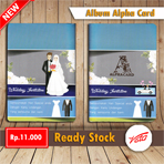 album alpha card